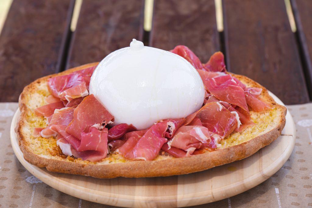 Small Fresella Zizzona&Ham