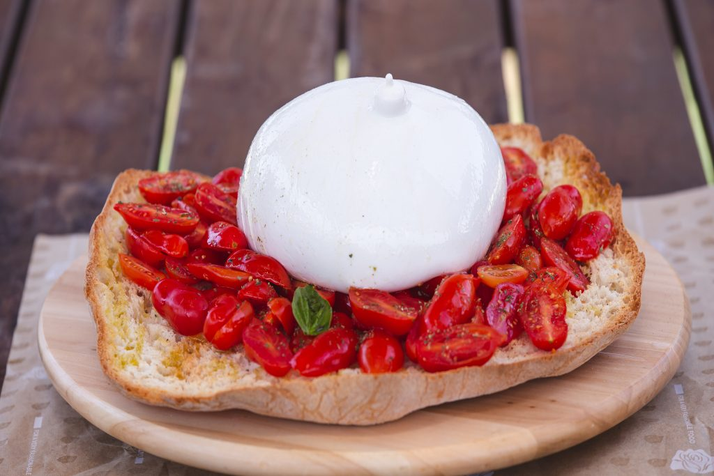 Small Fresella Zizzona&Tomatoes