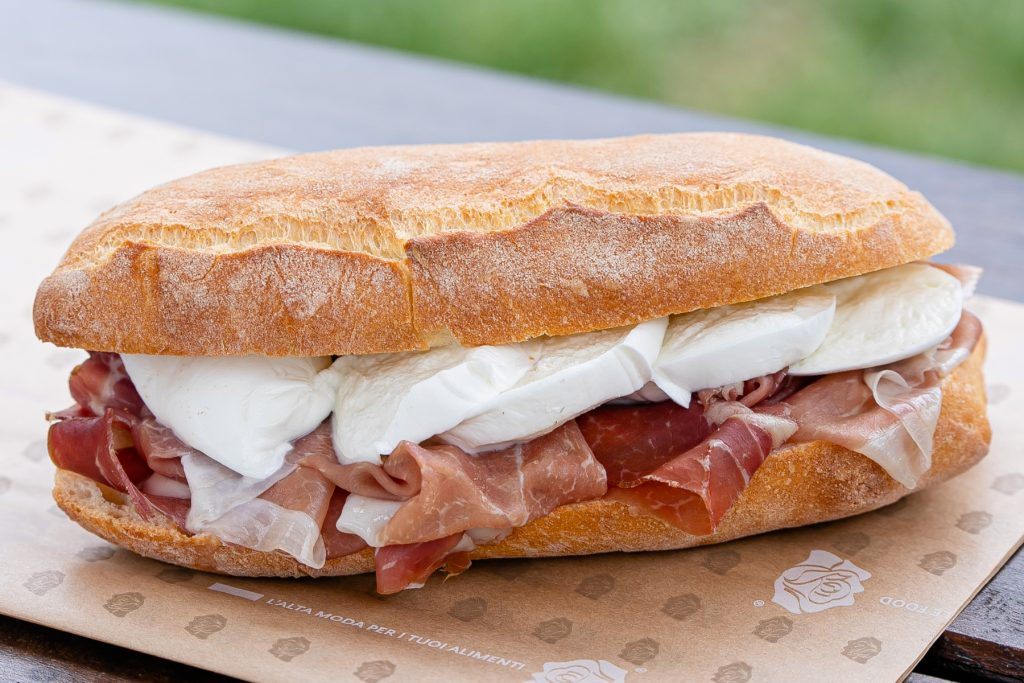 Ham&Mozzarella